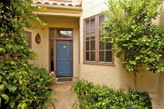 Entrance to a Lilly Plan I sold in 2007.