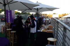 Morning Breakfast for owners in Breeders Cup