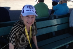 Gail at Breeders Cup