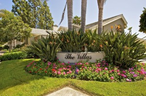 The Villas Entry
