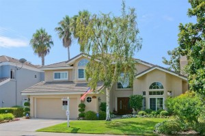 Whispering Palms Home On Via Reposo Just Listed On Market.