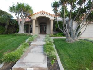 Whispering Palms Home for rent on the Golf Course for $5,500