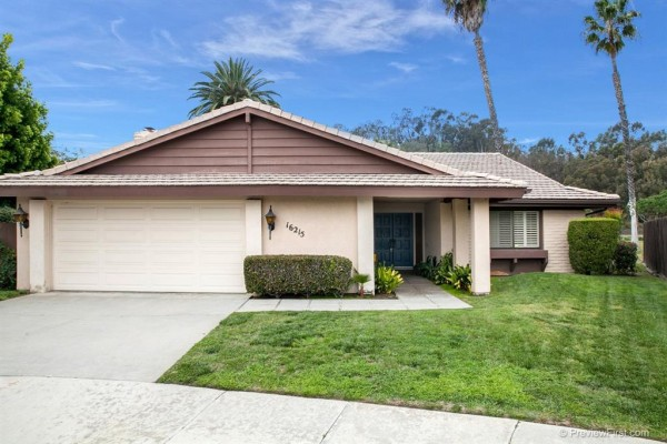 Whispering Palms Home on Via Pacifica Just Listed For $875,000